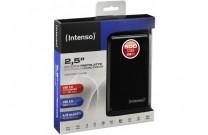 DD EXT. 2.5'' INTENSO MEMORY CASE USB 3.0 - 500Go Noir