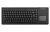 Cherry clavier miniature + touchpad azerty usb noir